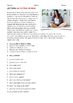 4 SPANISH READINGS /LECTURAS : RUTINA DIARIA DE CUATRO ADOLESCENTES