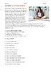4 SPANISH READINGS /LECTURAS : RUTINA DIARIA DE CUATRO ADO