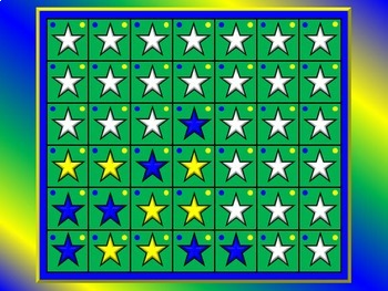 4 Star Line Up:  Trebled Words