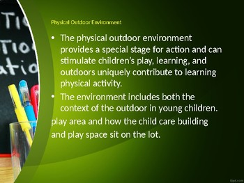 4 STEP APPROACH TO OUTDOORS PLAY