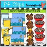4 STEP Sequence SUMMER (P4 Clips Trioriginals)