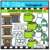 4 STEP Sequence WINTER (P4 Clips Trioriginals)