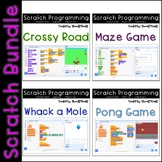 Scratch Programming Lesson Plan Bundle