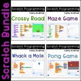 Scratch 3 Programming Lesson Plan Bundle