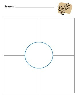 4 Seasons 4 Square Packet