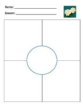 4 Seasons 4 Square Packet