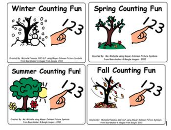 4 Seasons Counting Bundle