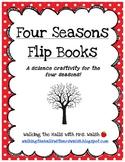 4 Seasons Flip Books!
