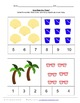4 Seasons Math & Literacy Packs Bundle {Fall, Winter, Spring, Summer}