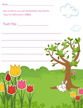 4 Seasons Poetry Unit- Basic