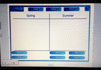 4 Seasons SMART Board
