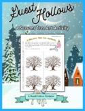 4 Seasons Tree Art Activity