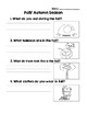 4 Seasons Worksheets with Questions about Fall, Winter, Spring, and Summer