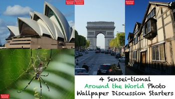 4 Sensei-tional Around the World Photo Wallpaper Discussio