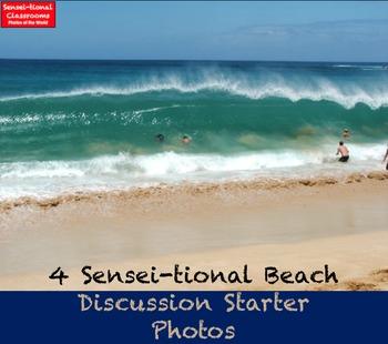 4 Sensei-tional Beach Wallpaper Discussion Starter Photos