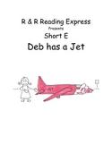 4 Decodable Short E Stories