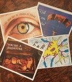 4 Simple Experiment Valentine Cards