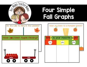 4 Simple Fall Graphs