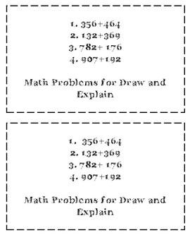 4-Square Math