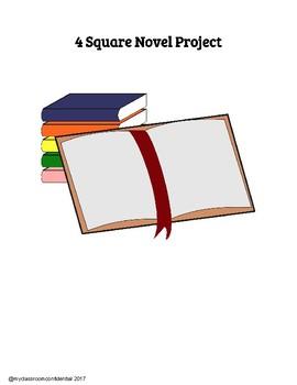 4 Square Novel Project