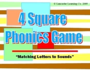 4 Square Phonics