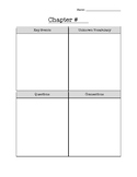 4 Square Reading Notes