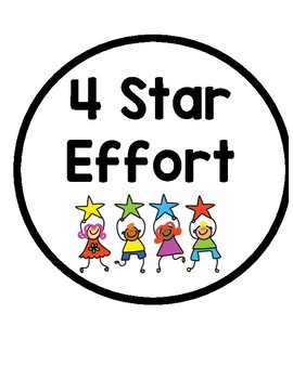 4 Star Effort