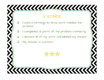 4-Star Math Rubric