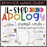 Student Apology Letter Teaching Resources Teachers Pay Teachers