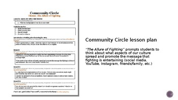 Restorative Justice Toolkit: 4-Step Response to Fighting