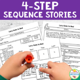 Four Step Sequence Stories