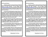 #4 - Text Evidence - CR Letter to Teacher - Writing - Common Core