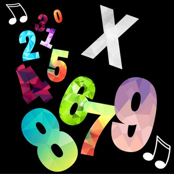 4 Times Table Song