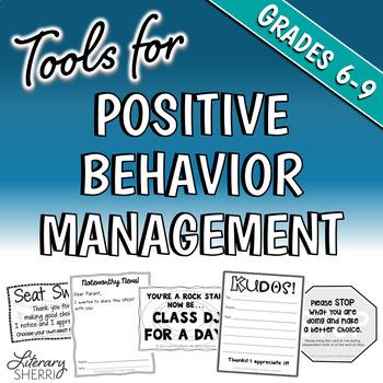 CLASSROOM MANAGEMENT: Positive Behavior Management in Middle School