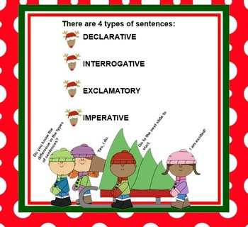 4 Types of Christmas Sentences