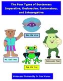4 Types of Sentences Imperative Declarative Exclamatory Interrogative