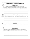 4 Types of Sentences Movie Clip Hunt