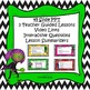 4 Types of Sentences- PPT, Structured Notes, Interactive NB, Printables, & Quiz