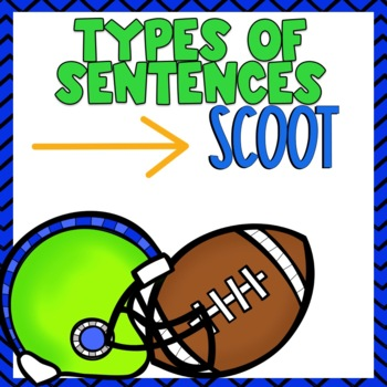 4 Types of Sentences Scoot