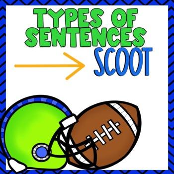 4 Types of Sentences Scoot