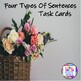 4 Types of Sentences/4 Tipos de Oraciones Bundle