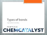 4. Types of bonds - High School Chemistry