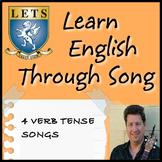 4 Verb Tense Songs -   LETSLETS