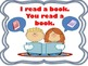 Poster 4 Ways to Buddy Read