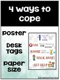 4 Ways to Cope