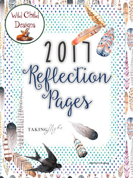 4 Ways to Thrive in the New Year Reflection Pages