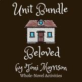 4-Week Bundle Unit on Beloved by Toni Morrison | Whole-Nov