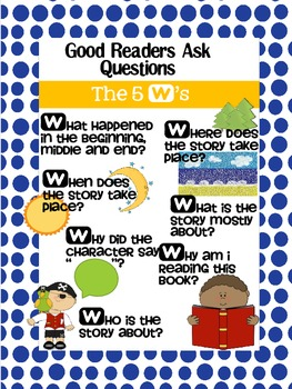 4 Week Common Core Reading Unit- Understanding Characters-
