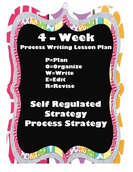 4-Week POWER Writing Lessons