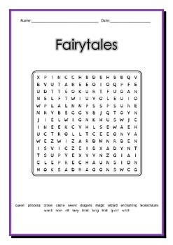 4 Word Searches
